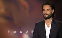 <p>Hailing from the Brazilian state of Rio, Rodrigo is not just known for his work in Globo's telenovelas, but has also starred in a number of films including <i>Love Actually, 300 </i>and <i>Focus.</i> </p>
