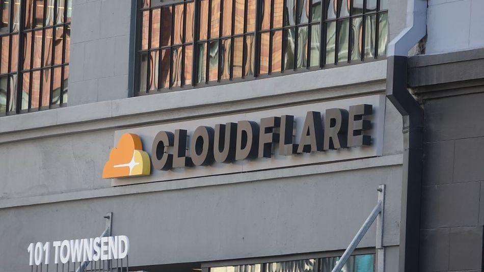 Cloudflare goes down, and takes the internet's security blanket with it