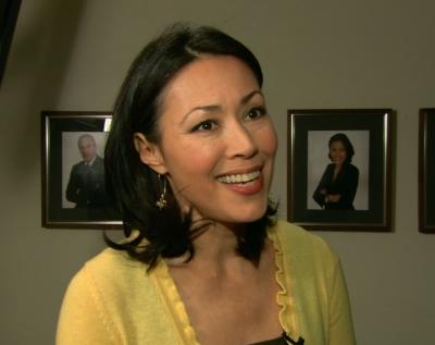 """Today"" show's Ann Curry chat with Billy Bush on May 9, 2011 -- Access Hollywood"