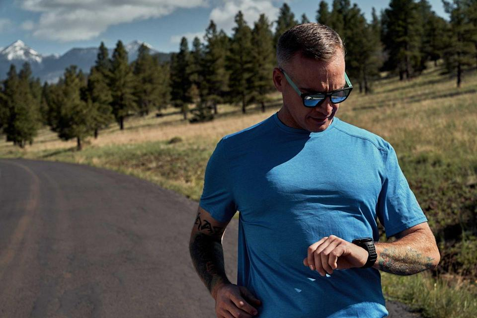 <p>If you're going on a six mile run and the Garmin watch says 5.97 miles, then you're not done. Run around the block, up and down the driveway, or around the dining room table—whatever it takes to hit the mark.</p>