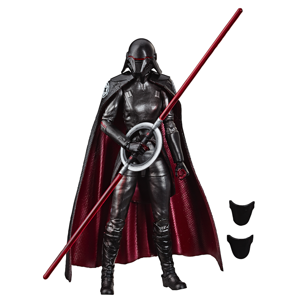 The Black Series Carbonized Collection Second Sister Inquisitor (Photo: Hasbro)
