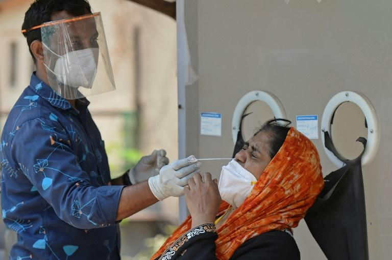 India's daily coronavirus cases have hit a five-month high as a new wave of infections takes hold