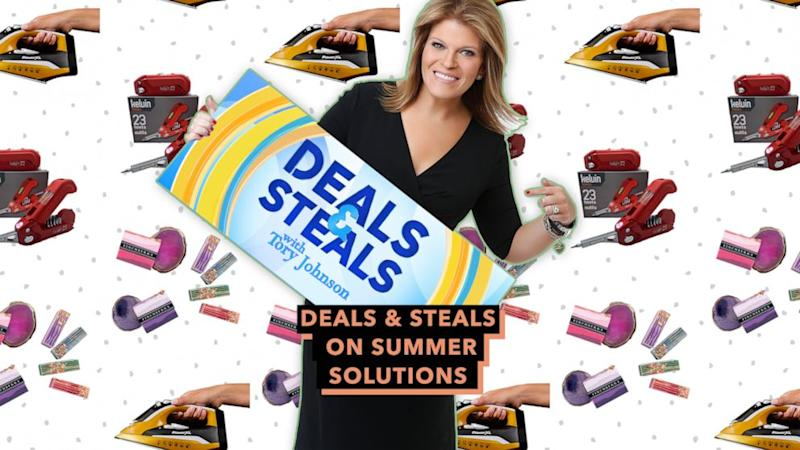 'GMA' Deals and Steals on summer solutions