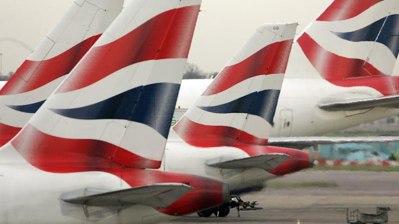 Union accuses British Airways of 'industrial thuggery'