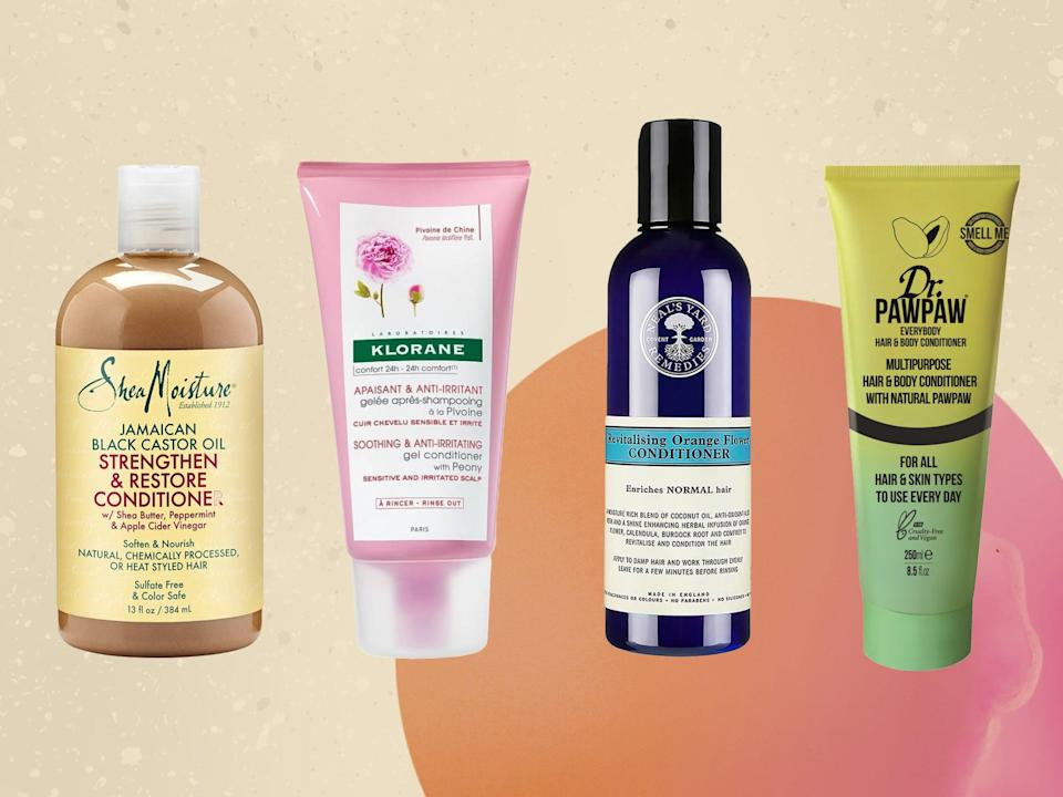 <p>As a lot of brands are misleading in what constitutes as 'natural' haircare, we've tracked down the products that are true to their word</p> (The Independent)