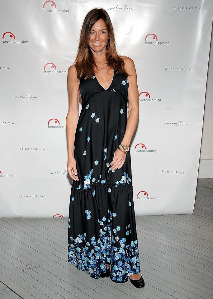 """No Manhattan event would be complete without """"Real Housewife"""" Kelly Bensimon. Jamie McCarthy/<a href=""""http://www.wireimage.com"""" target=""""new"""">WireImage.com</a> - February 25, 2009"""