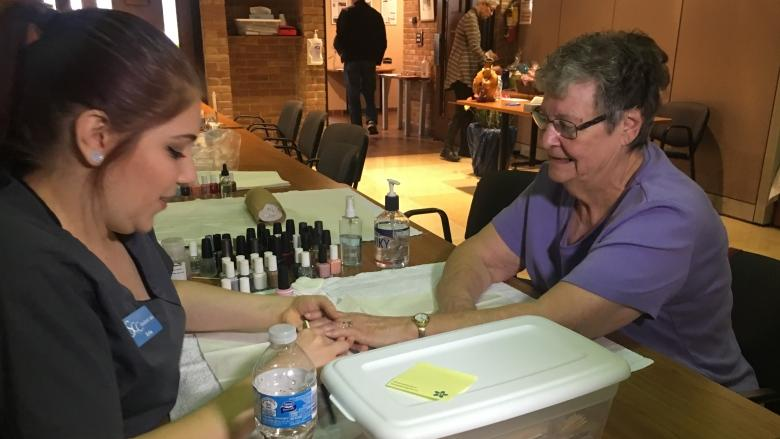Spa day cares for Windsor Alzheimer and dementia caregivers