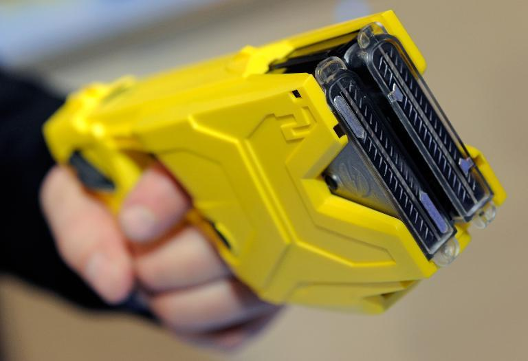Taser stun guns were drawn on children as young as 11 in 2013, official figures show