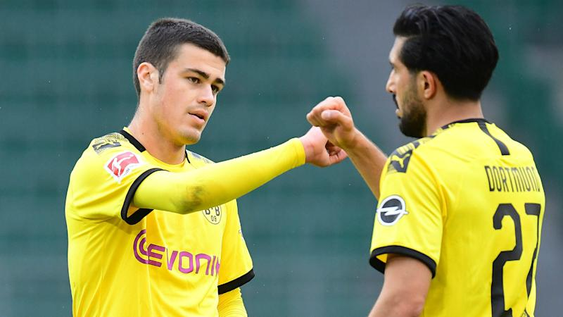 GERMANY ONLY: GIOVANNI REYNA BORUSSIA DORTMUND