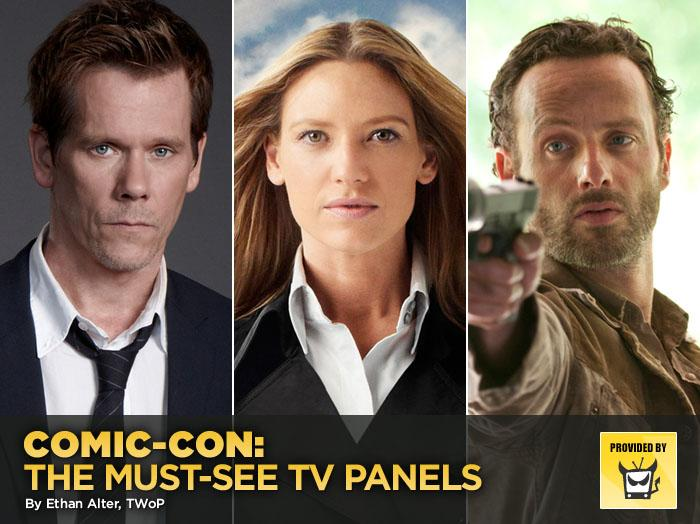 Comic-Con: The Must-See TV Panels