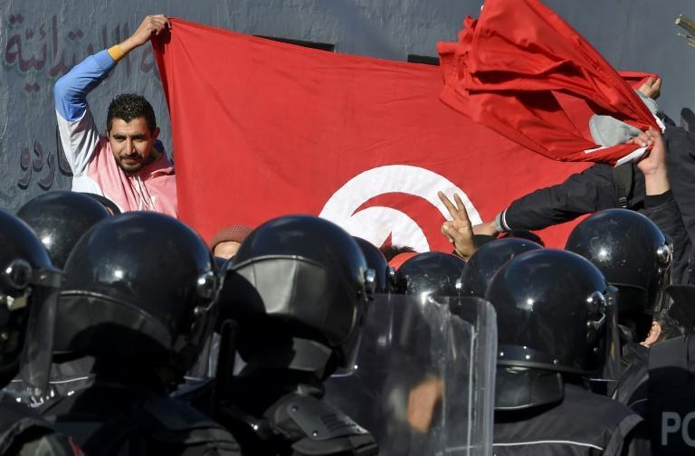 Tunisian police no longer have the discretionary powers they enjoyed under the regime of former autocrat Zine El Abidine Ben Ali