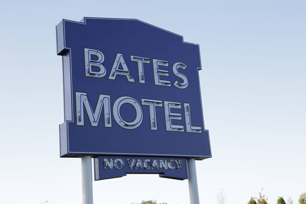 """Bates Motel"" premieres on A&E in March 2013."