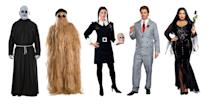 """<p>from $11.90 each</p><p><a class=""""link rapid-noclick-resp"""" href=""""https://www.amazon.com/s?k=the+addams+family+costume&tag=syn-yahoo-20&ascsubtag=%5Bartid%7C2089.g.1733%5Bsrc%7Cyahoo-us"""" rel=""""nofollow noopener"""" target=""""_blank"""" data-ylk=""""slk:SHOP AMAZON"""">SHOP AMAZON</a> <a class=""""link rapid-noclick-resp"""" href=""""https://go.redirectingat.com?id=74968X1596630&url=https%3A%2F%2Fwww.halloweencostumes.com%2Faddams-family-costumes.html%3Fq%3DAddams%2BFamily&sref=https%3A%2F%2Fwww.bestproducts.com%2Flifestyle%2Fnews%2Fg1733%2Fgroup-halloween-costumes%2F"""" rel=""""nofollow noopener"""" target=""""_blank"""" data-ylk=""""slk:SHOP HALLOWEENCOSTUMES.COM"""">SHOP HALLOWEENCOSTUMES.COM</a></p>"""