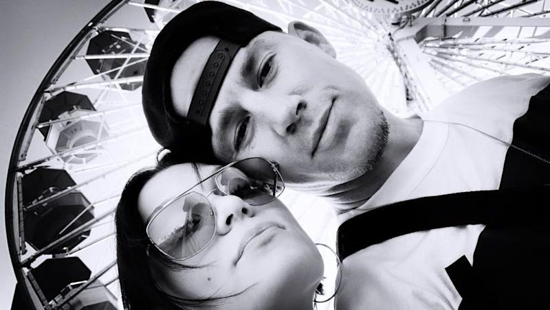 Jessie J and Channing Tatum have been dating for a year (Credit: Instagram)