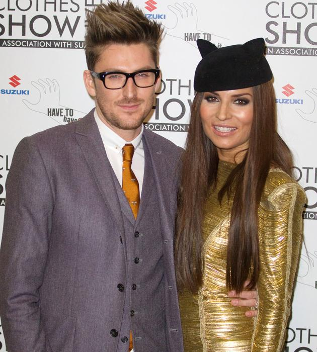 Henry Holland and Grace Woodward are joining forces at the Clothes Show Live 2012 ©Rex