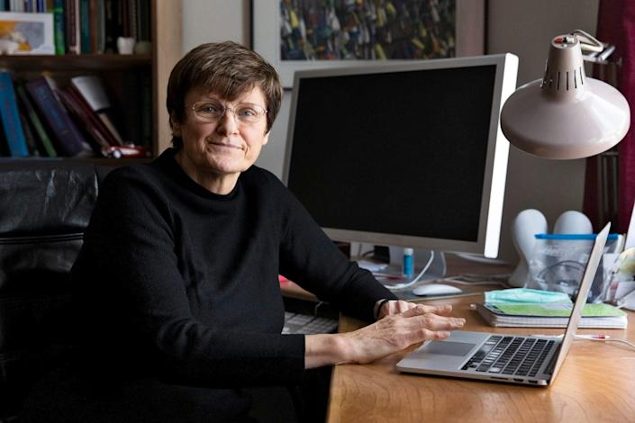 """<p>The senior vice president at BioNTech was one of the people responsible for figuring out how mRNA could be used to create a new category of therapeutic medicine. Her efforts eventually helped Pfizer make the first COVID-19 vaccine using the molecule. """"I remember thinking to myself, '<em>This </em>is it!'"""" she says.</p>"""