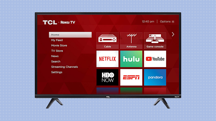 Save 44 percent—TCL 50-inch 4K Smart LED Roku TV (50S425). (Photo: Amazon)