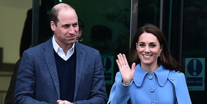 Prince William and Kate Middleton Discuss Mental Health Amid COVID-19