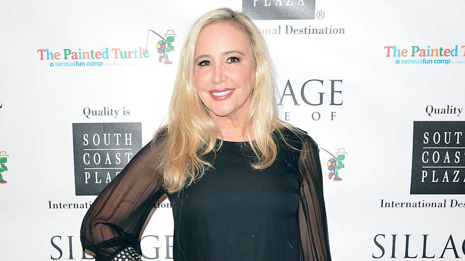 Shannon Beador House of Sillage Holiday Boutique launch event, Los Angeles, USA - 01 Nov 2018House of Sillage Holiday Boutique Launch Event - Arrivals.