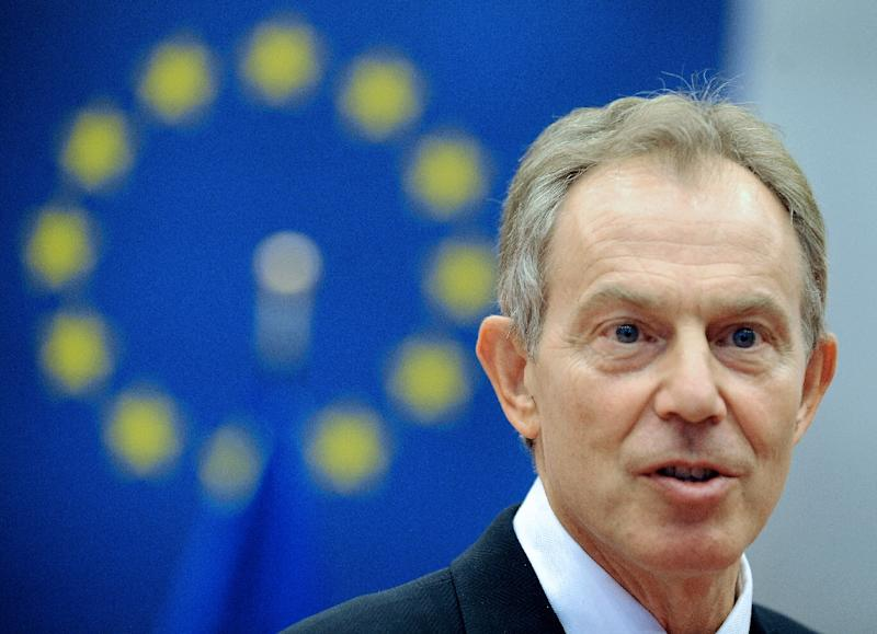 Tony Blair announced at an event organised by Open Britain that he was creating an institute that would develop arguments against Brexit and keep ties with the EU