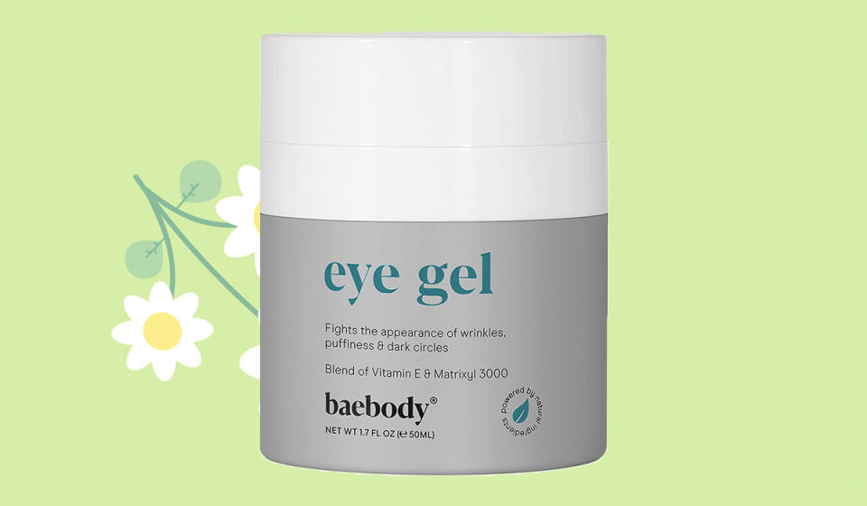 Tired of showing up for work with eyes that look like they just got off a bender? Remedy this! (Photo: Amazon)