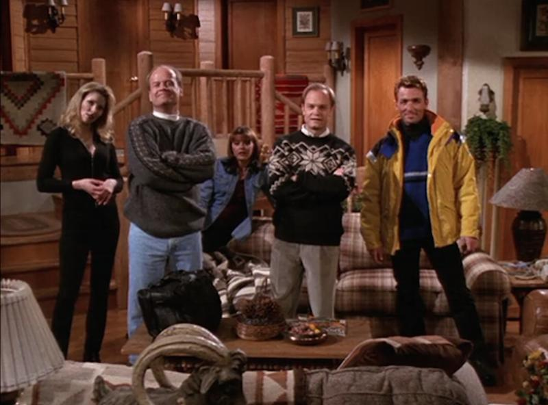 the all timers an oral history of the classic ski lodge episode of frasier