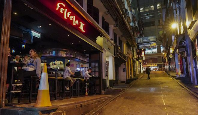 Bars and restaurants say they are prepared for a legal fight over the plan to ban alcohol sales. Photo: Robert Ng