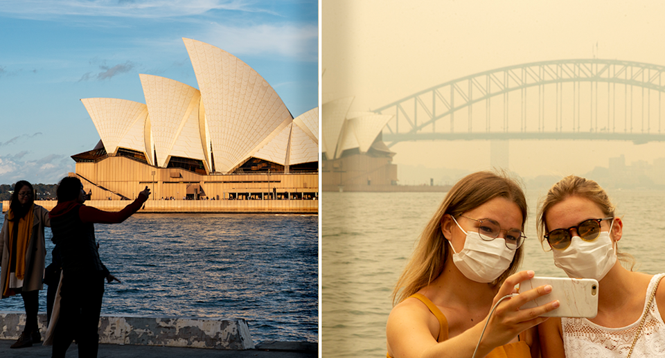 Life in Australia's cities will become disrupted by the climate crisis, Greenpeace warns. Source: Getty