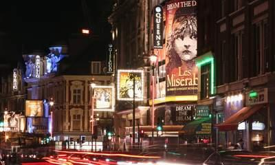 West End Ticket Sales For 2012 Set New Record