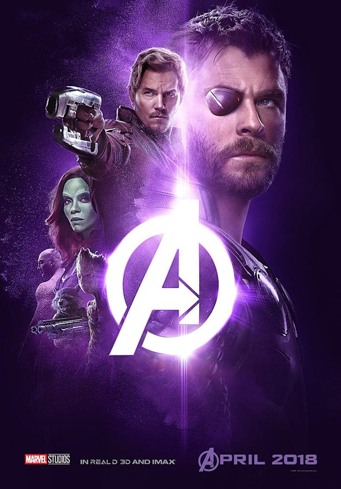 <p>The purple Power Stone was the major Maguffin of the first Guardians of the Galaxy film. Ronan pursued Star-Lord to try to capture the Stone, but was thwarted, and it now is being guarded by the Nova Corps. (Disney) </p>