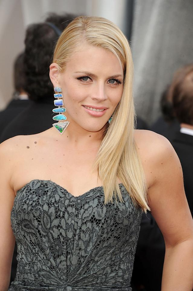 Busy Phillips arrives at the 84th Annual Academy Awards in Hollywood, CA.