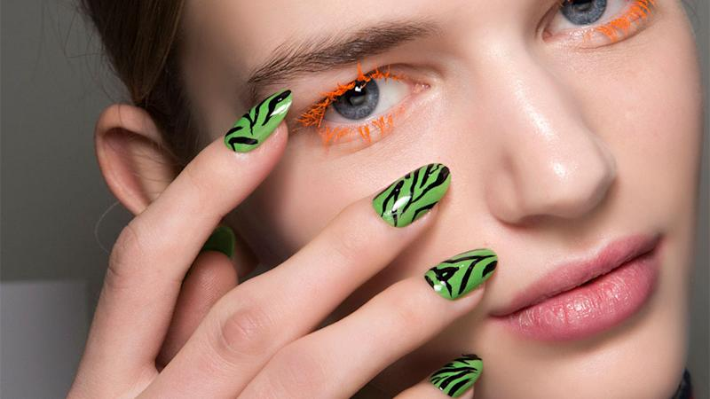 50 Unconventional Takes on Animal Print Nail Art You'll Want to Recreate