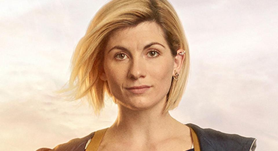 Not one, but two, piercings for Jodie Whittaker's Doctor (BBC)