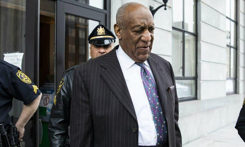 Bill Cosby le 9 avril 2018 - Dominick Reuter / AFP