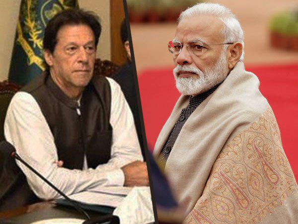 Image result for modi and imran khan