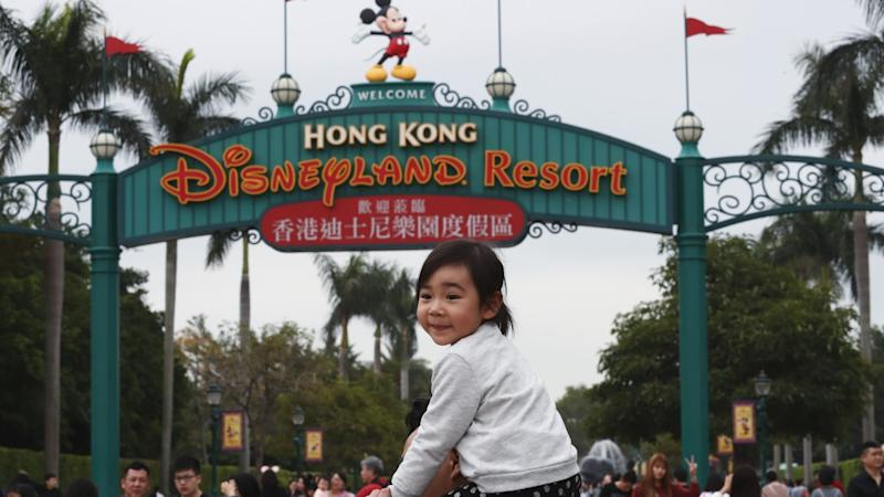 Hong Kong's Ocean Park and Disneyland Resort vie for customers from China's 'Greater Bay Area'