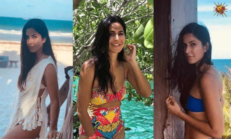 Katrina Kaif's Stunning Pictures From Her Vacations In 2019