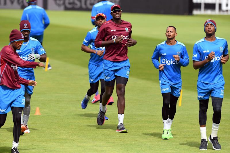 Seize your chance: Richards has fired a warning at the West Indies team: AFP/Getty Images