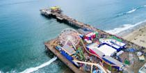 """<p><strong>Best Pier </strong><br></p><p>Santa Monica Beach is one of LA County's most popular strands, and its <a href=""""https://go.redirectingat.com?id=74968X1596630&url=https%3A%2F%2Fwww.tripadvisor.com%2FAttraction_Review-g33052-d104238-Reviews-Santa_Monica_Pier-Santa_Monica_California.html&sref=https%3A%2F%2Fwww.redbookmag.com%2Flife%2Fg37132327%2Ftop-california-beach-vacations%2F"""" rel=""""nofollow noopener"""" target=""""_blank"""" data-ylk=""""slk:iconic pier"""" class=""""link rapid-noclick-resp"""">iconic pier</a> is known throughout the state. Kids will dig the amusement park, with its famous Ferris wheel. You'll also find the <a href=""""https://go.redirectingat.com?id=74968X1596630&url=https%3A%2F%2Fwww.tripadvisor.com%2FAttraction_Review-g33052-d543621-Reviews-Santa_Monica_Pier_Aquarium-Santa_Monica_California.html&sref=https%3A%2F%2Fwww.redbookmag.com%2Flife%2Fg37132327%2Ftop-california-beach-vacations%2F"""" rel=""""nofollow noopener"""" target=""""_blank"""" data-ylk=""""slk:Santa Monica Pier Aquarium"""" class=""""link rapid-noclick-resp"""">Santa Monica Pier Aquarium</a>, a trapeze school, a historic carousel, and eateries for everything from funnel cake to Dungeness crab. </p><p><strong><em>Where to Stay: </em></strong><a href=""""https://go.redirectingat.com?id=74968X1596630&url=https%3A%2F%2Fwww.tripadvisor.com%2FHotel_Review-g33052-d82057-Reviews-Wyndham_Santa_Monica_At_The_Pier-Santa_Monica_California.html&sref=https%3A%2F%2Fwww.redbookmag.com%2Flife%2Fg37132327%2Ftop-california-beach-vacations%2F"""" rel=""""nofollow noopener"""" target=""""_blank"""" data-ylk=""""slk:Wyndham Santa Monica at the Pier"""" class=""""link rapid-noclick-resp"""">Wyndham Santa Monica at the Pier</a>, <a href=""""https://go.redirectingat.com?id=74968X1596630&url=https%3A%2F%2Fwww.tripadvisor.com%2FHotel_Review-g33052-d113252-Reviews-Shutters_on_the_Beach-Santa_Monica_California.html&sref=https%3A%2F%2Fwww.redbookmag.com%2Flife%2Fg37132327%2Ftop-california-beach-vacations%2F"""" rel=""""nofollow noopener"""" target=""""_blank"""" data-ylk=""""slk:Shutters on the Beach"""" """