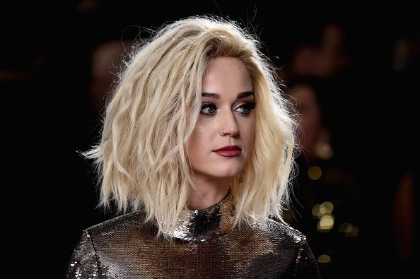 Katy Perry Blond