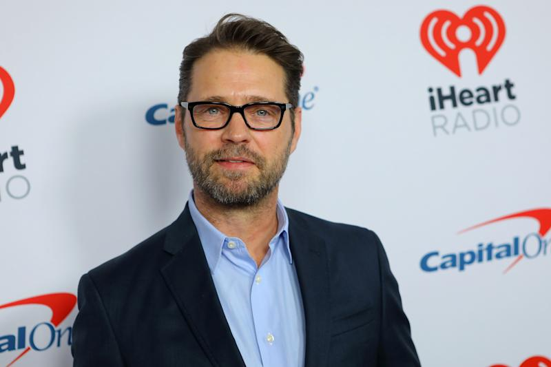 INGLEWOOD, CALIFORNIA - JANUARY 18: Actor Jason Priestley attends iHeartRadio ALTer EGO presented by Capital One at The Forum on January 18, 2020 in Inglewood, California. (Photo by JC Olivera/Getty Images)