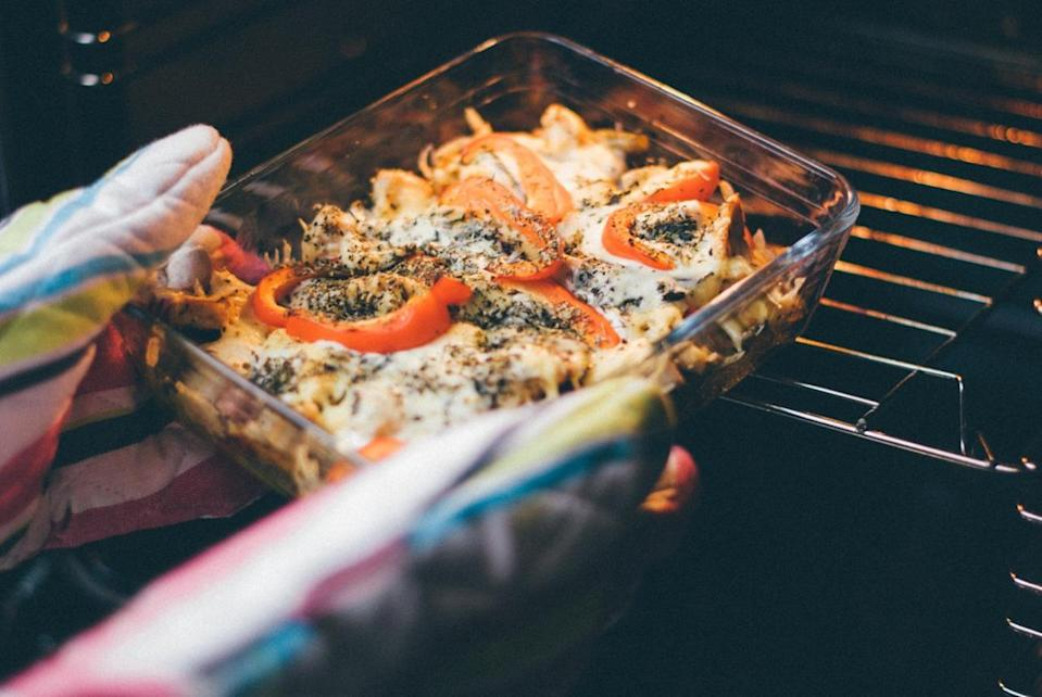 Leave the oven door open after cooking to warm up the house. [Photo: Pexels]