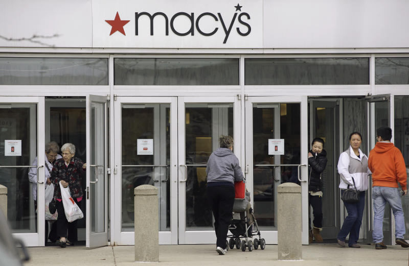 Judge: JC Penney interfered with Macy's pact