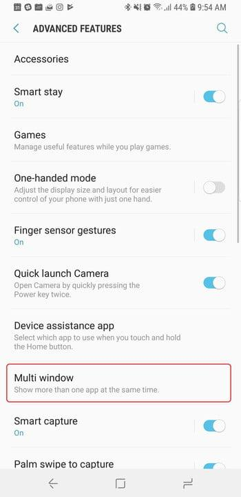Key settings you need to change on your brand-new Galaxy S9