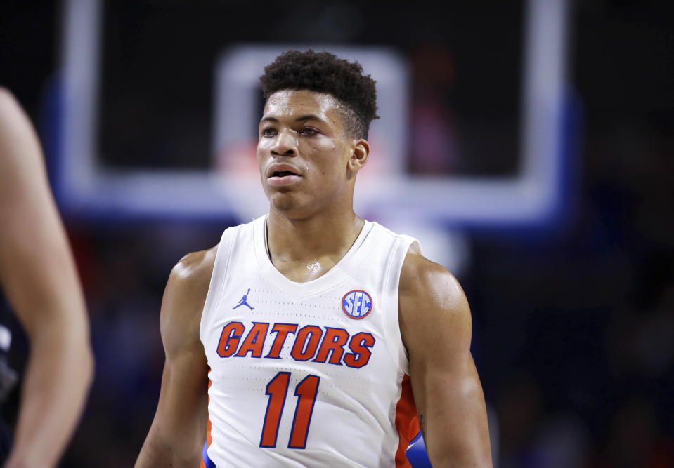 Keyontae Johnson Delivers First Message Since On-Court Collapse