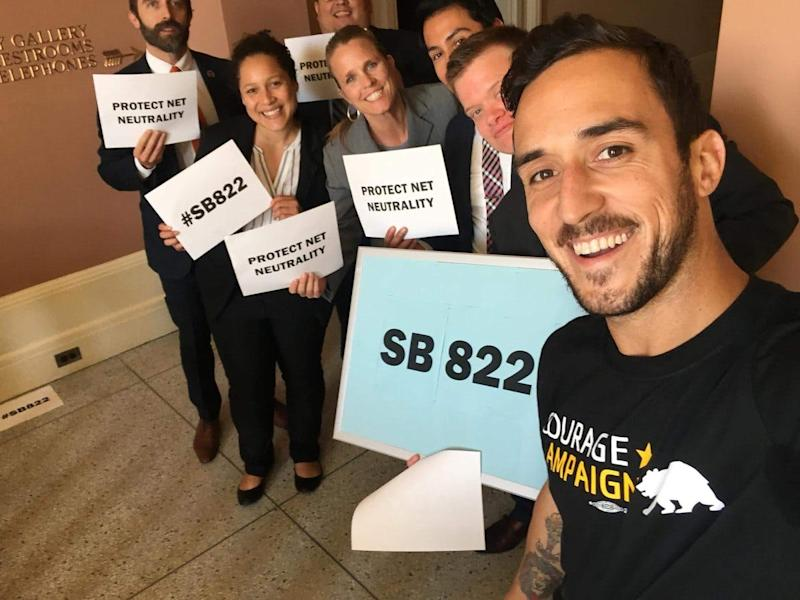 SB822 Passes California Assembly in Big Win for Net Neutrality Campaigners
