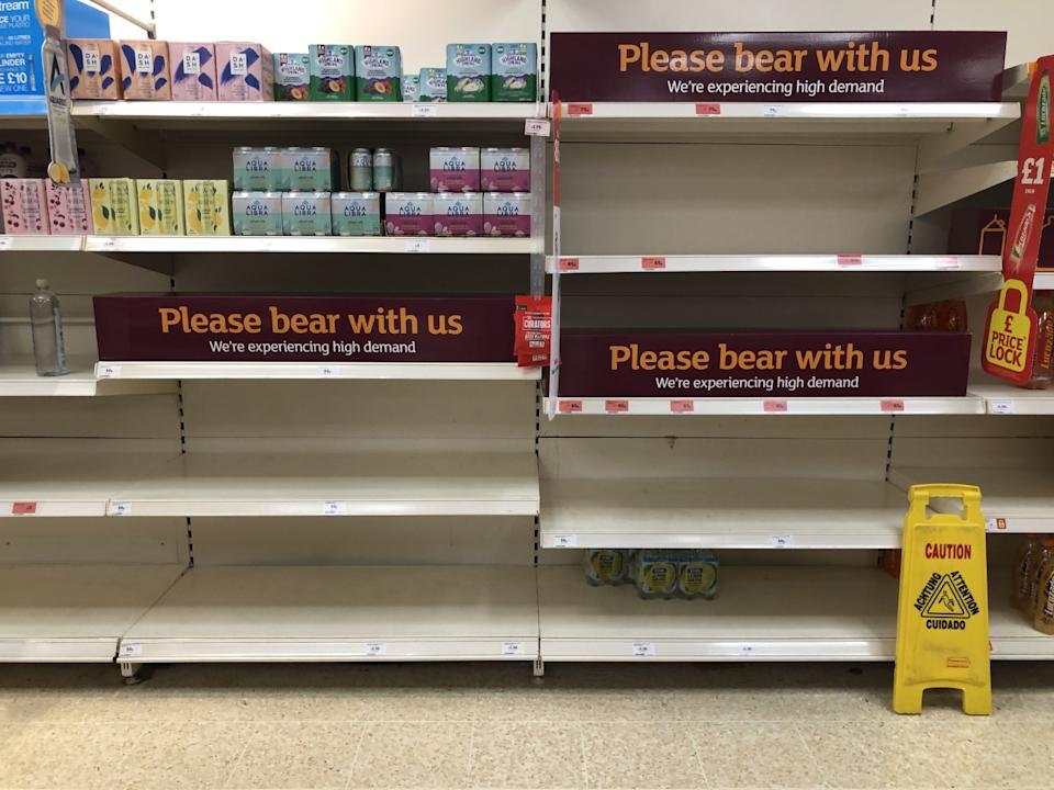Inflation fears: UK supply chain cost pressures filter into prices