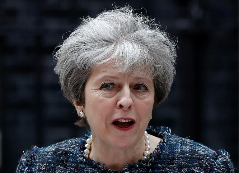 Britain's Prime Minister Theresa May called a snap election for June 8 to increase her mandate going into the Brexit negotiations