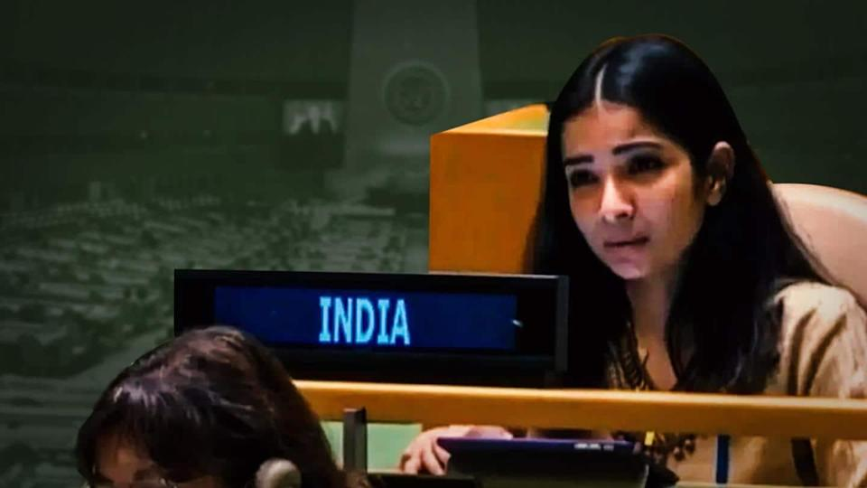 Who is Sneha Dubey, India