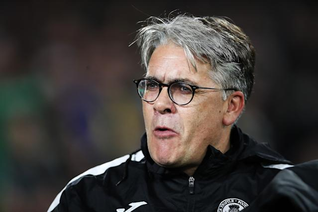 Partick Thistle coach Ian McCall (Credit: Getty Images)